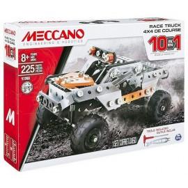 4X4 DE COURSE 10 MODELES MECCANO