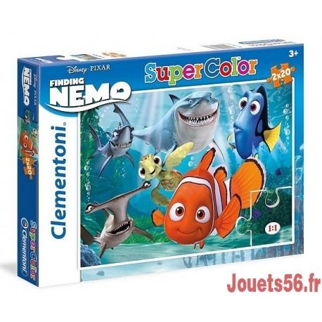 PUZZLE NEMO 2X20P-jouets-sajou-56