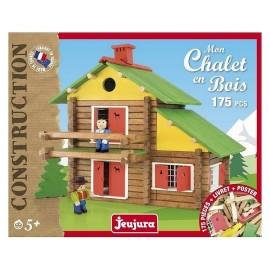 MON CHALET EN BOIS 175 PIECES