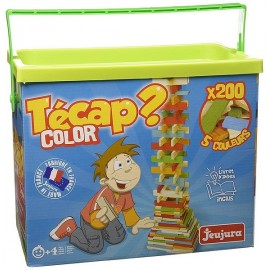 TECAP COLOR 200 PIECES