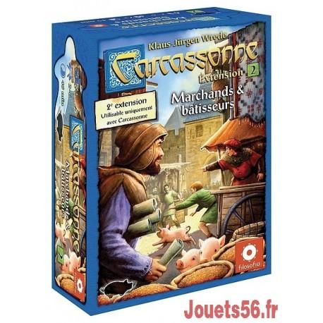 MARCHANDS ET BATISSEURS EXT.2 CARCASSONNE-jouets-sajou-56