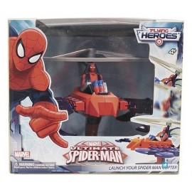 SPIDERCOPTER FLYING HEROES SPIDERMAN