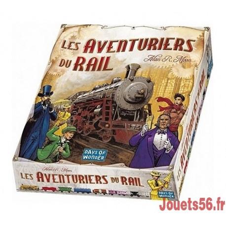 LES AVENTURIERS DU RAIL USA-jouets-sajou-56