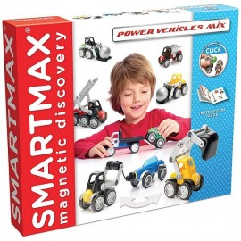 SMARTMAX POWER VEHICULES MIX