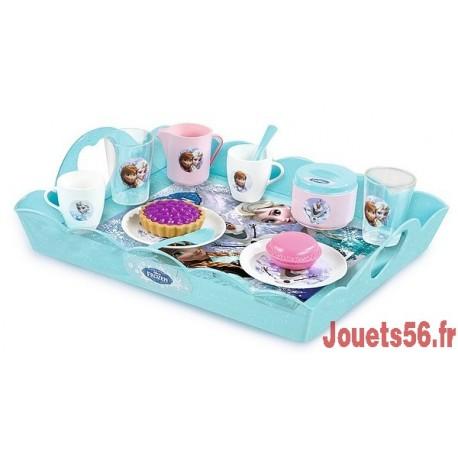 PLATEAU TEA TIME LA REINE DES NEIGES-jouets-sajou-56