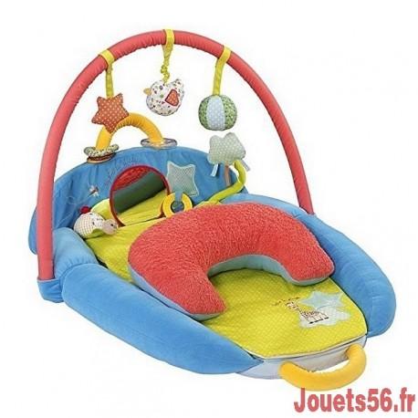EVOLU DOUX SOPHIE LA GIRAFE-jouets-sajou-56