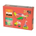 PLUS PLUS BOX MINI NEON 220 PC 3 EN 1