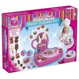 ATELIER CHOCOLAT 4 EN 1 MINI DELICES
