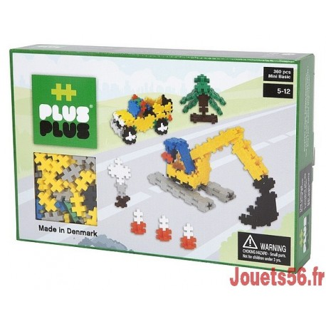 PLUS PLUS BOX MINI BASIC CHANTIER 360 PC-jouets-sajou-56