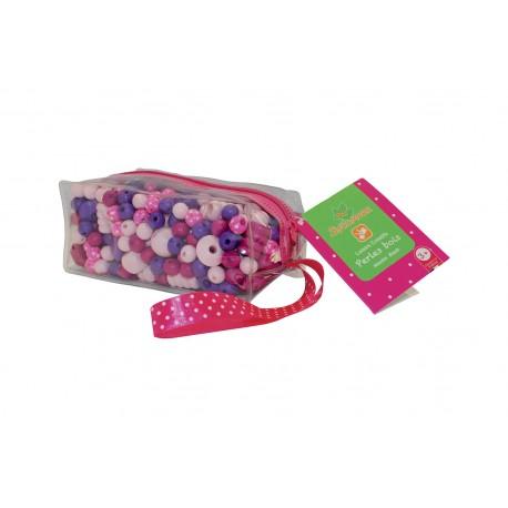 TROUSSE PERLES BOIS ROSE-jouets-sajou-56