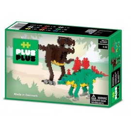 PLUS PLUS BOX MINI BASIC DINOSAURES 480 PC