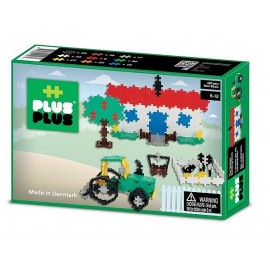 PLUS PLUS BOX MINI BASIC FERME 480 PC