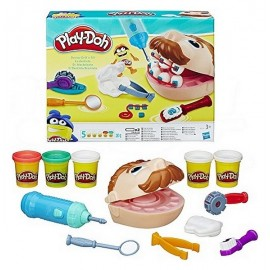 LE DENTISTE PLAY-DOH
