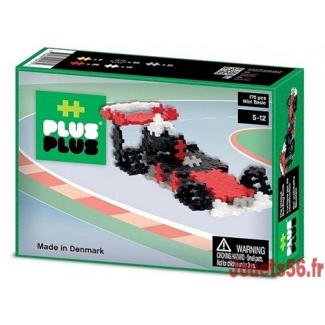 PLUS PLUS BOX MINI BASIC BOLIDE 170 PC-jouets-sajou-56