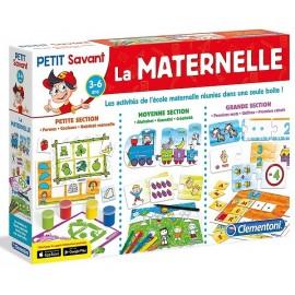LA MATERNELLE PETIT SAVANT 3 A 6 ANS