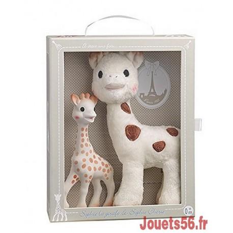 COFFRET SOPHIE LA GIRAFE ET SOPHIE CHERIE-jouets-sajou-56