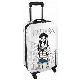 VALISE 50CM FASHION LADY