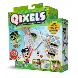 QIXELS DESIGN RECHARGE 1200Q -jouets-sajou-56
