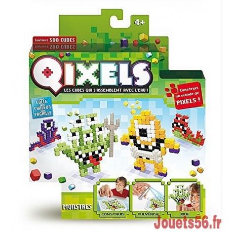QIXELS KIT THEME MONSTRES -jouets-sajou-56