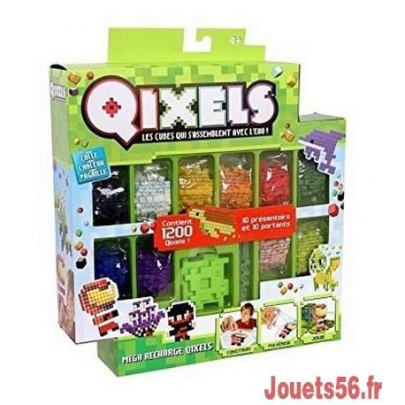 QIXELS MEGA RECHARGE 1200Q -jouets-sajou-56