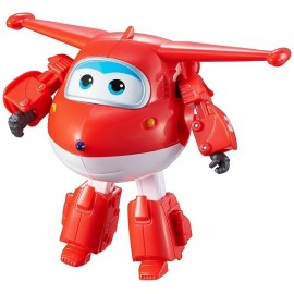 FIGURINE JETT SUPER WINGS TRANSFORMING