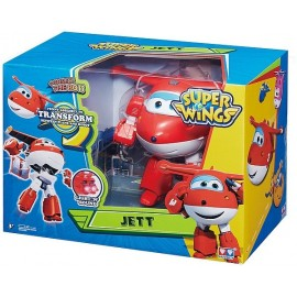 SUPER WINGS JETT TRANSFORM'N TALK
