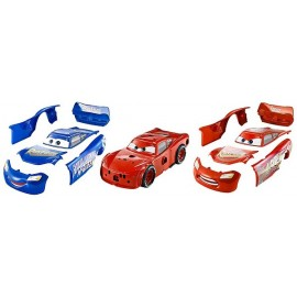 VOITURE FLASH MCQUEEN 3EN1 CARS3