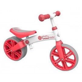 Y VELO JUNIOR BALANCE BIKE ROUGE 4L