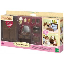 SET CHAMBRE PARENTS SYLVANIAN