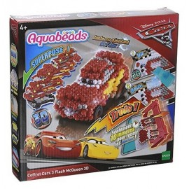 AQUABEADS CARS3 FLASH 3D