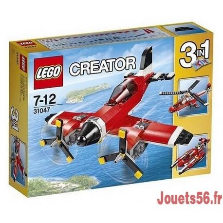 31047 L'AVION A HELICES CREATOR-jouets-sajou-56