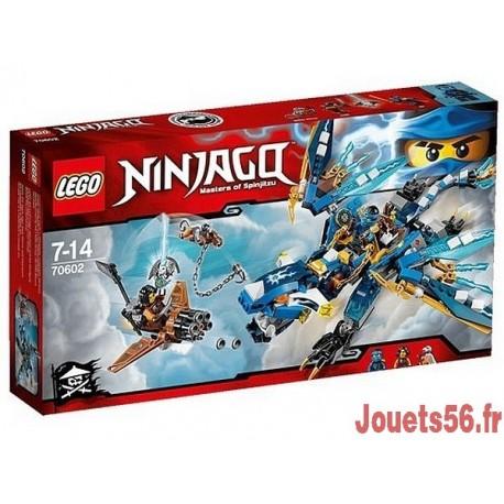 70602 LE DRAGON ELEMENTAIRE DE JAY NINJAGO-jouets-sajou-56