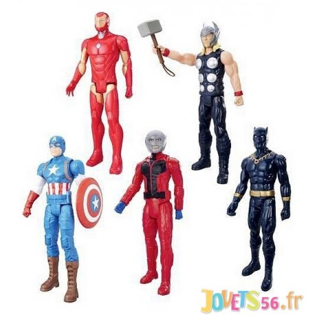 figurine avengers titan 30cm. Black Bedroom Furniture Sets. Home Design Ideas