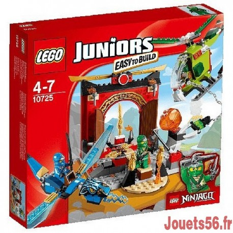10725 LE TEMPLE PERDU DE NINJAGO JUNIORS-jouets-sajou-56