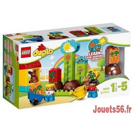 10819 MON PREMIER JARDIN DUPLO-jouets-sajou-56