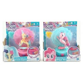 COQUILLAGE MUSICAL SIRENE MY LITTLE PONY