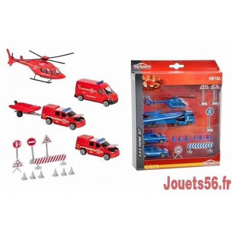 SOS THEME SET MAJORETTE-jouets-sajou-56