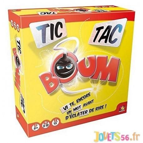 TIC TAC BOUM - Jouets56.fr - Magasins Jouets SAJOU du Morbihan en Bretagne