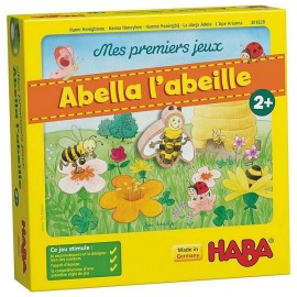 JEU ABELLA L'ABEILLE - Jouets56.fr - Magasins Jouets SAJOU du Morbihan en Bretagne
