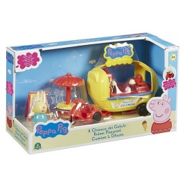 CAMION A GLACE PEPPA PIG