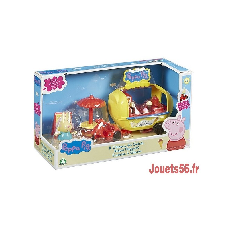 Glace Peppa Camion Pig A Glace A Camion KJclFT1
