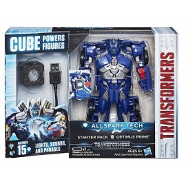 COFFRET ALLSPARK TECH TRANSFORMERS POWERCUBE ASST