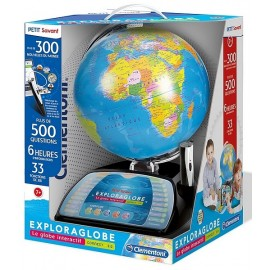 EXPLORAGLOBE INTERACTIF CONNECT 2.0 GLOBE EDUCATIF