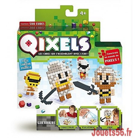 QIXELS KIT THEME GUERRIERS-jouets-sajou-56