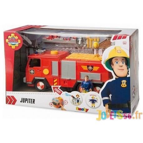Camion jupiter sam le pompier - Sam le camion de pompier ...