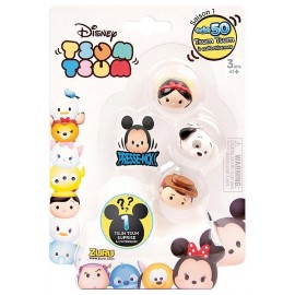 TSUM TSUM PACK DE 4 FIGURINES