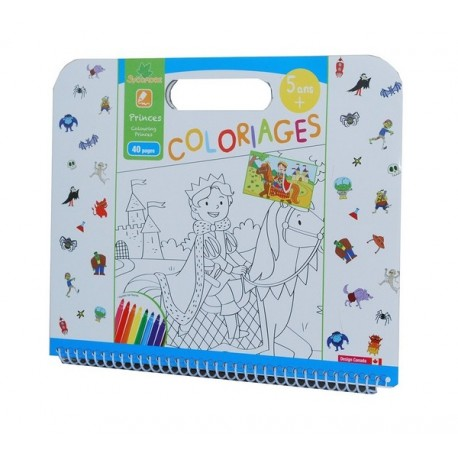 COLORIAGES PRINCES 5ANS-jouets-sajou-56