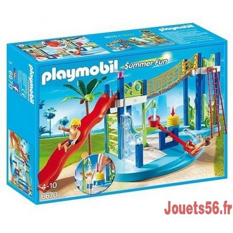 6670 AIRE DE JEUX AQUATIQUE-jouets-sajou-56