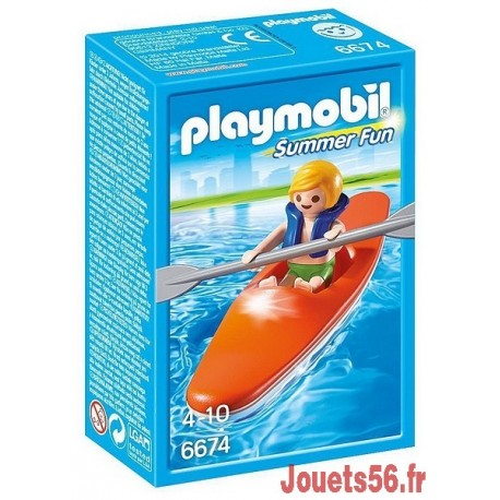 6674 ENFANT ET KAYAK-jouets-sajou-56