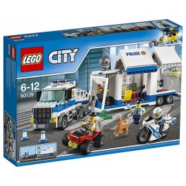 60139 POSTE DE COMMANDEMENT MOBILE CITY